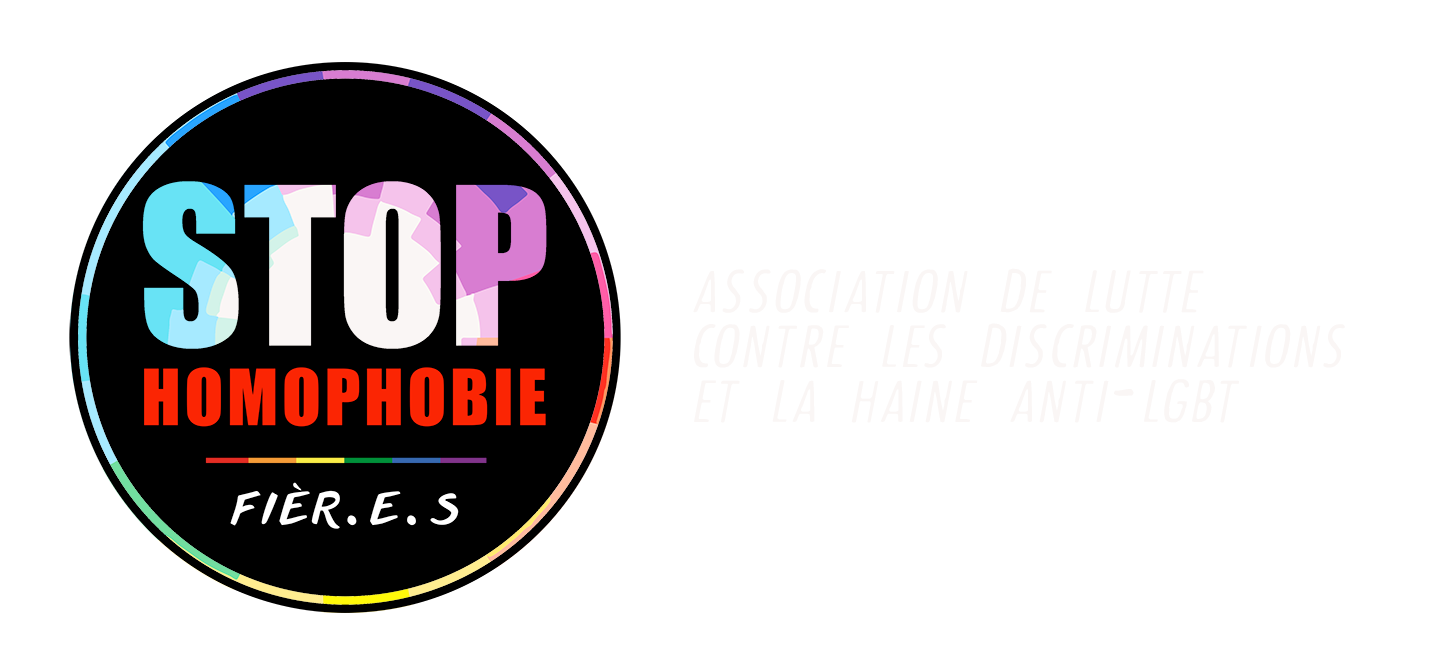 Association STOP HOMOPHOBIE | Information - Prévention - Aide aux victimes