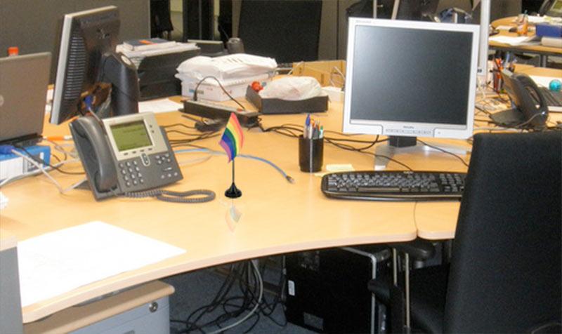 Bien qu'« hermétiques », les salariés Français majoritairement « LGBT-Friendlies », selon une étude pour Indeed