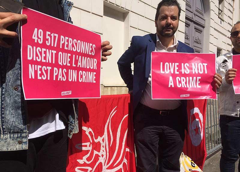 Shams menacée de dissolution pour atteinte aux « valeurs islamiques de la société tunisienne qui rejettent l'homosexualité »