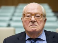Jean-Marie Le Pen jugé à Paris pour provocation à la haine ou à la violence et injure publique envers les homosexuels