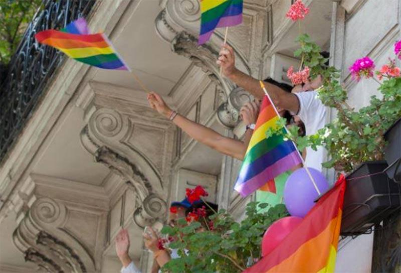 EGPA, Gay Games, Pride, travail de mémoire... La Ville de Paris, « capitale de toutes les fiertés LGBTQI+ »
