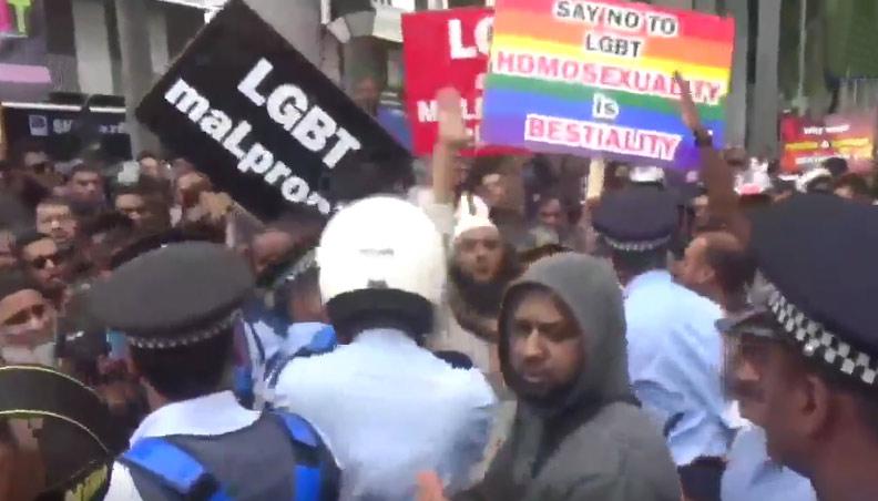 Maurice :  la 13e Marche des fiertés de Port Louis annulée sous la pression des « islamistes radicaux » (VIDEOS)