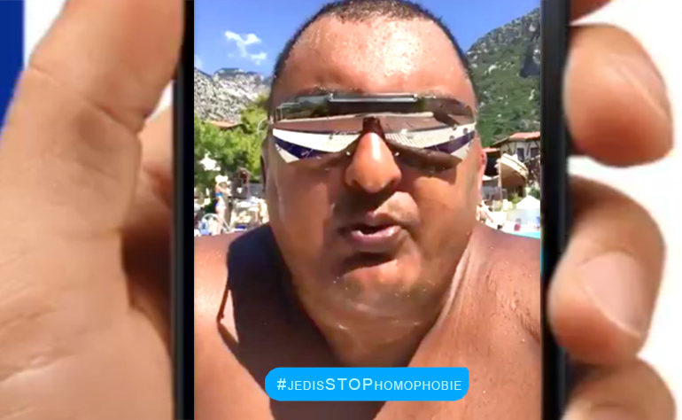Vidéo homophobe de l'élu (ex-UDI) Mourad Ghazli : Mousse et Stop Homophobie portent plainte