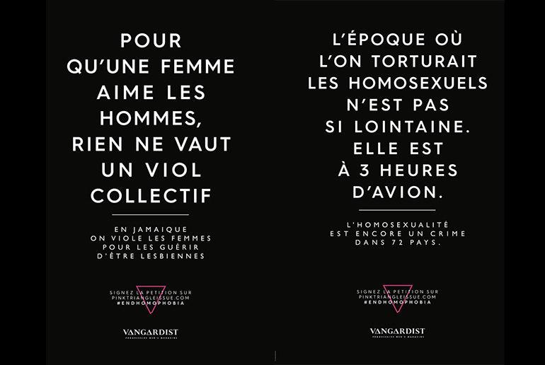 « The Pink Triangle » : la « campagne de prévention choc » pour que les droits des LGBTQ+ soient reconnus par l'ONU (VIDEO)