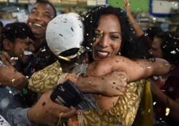 Décision historique pour la Cour suprême d'Inde qui dépénalise les relations sexuelles entre personnes de même sexe
