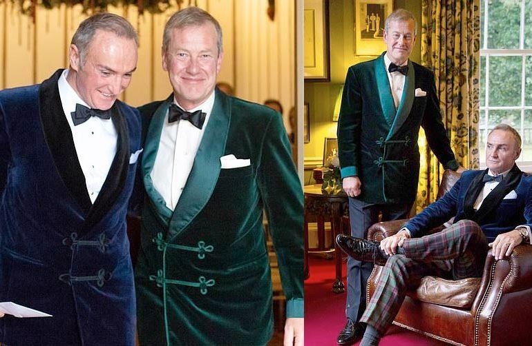 Famille royale : Le cousin de la reine Elizabeth II, Lord Ivar Mountbatten a épousé James Coyle, son compagnon