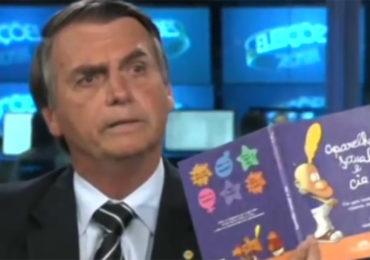 Titeuf accusé de promouvoir l'homosexualité, selon Jair Bolsonaro, candidat à l'élection présidentielle du Brésil (VIDEO)