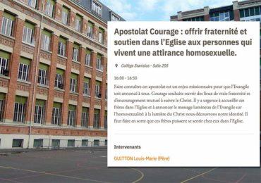 Un « atelier » dans un collège parisien pour accompagner « les personnes qui vivent une attirance homosexuelle »