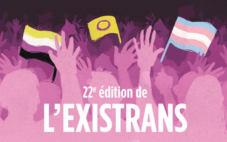 Existrans 2018 : «  contre la précarisation et les violences imposées aux personnes trans et intersexes »
