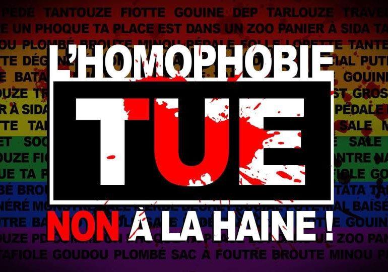 Agression homophobe à Rouen : appel à un rassemblement pour dénoncer la haine, les violences et discriminations