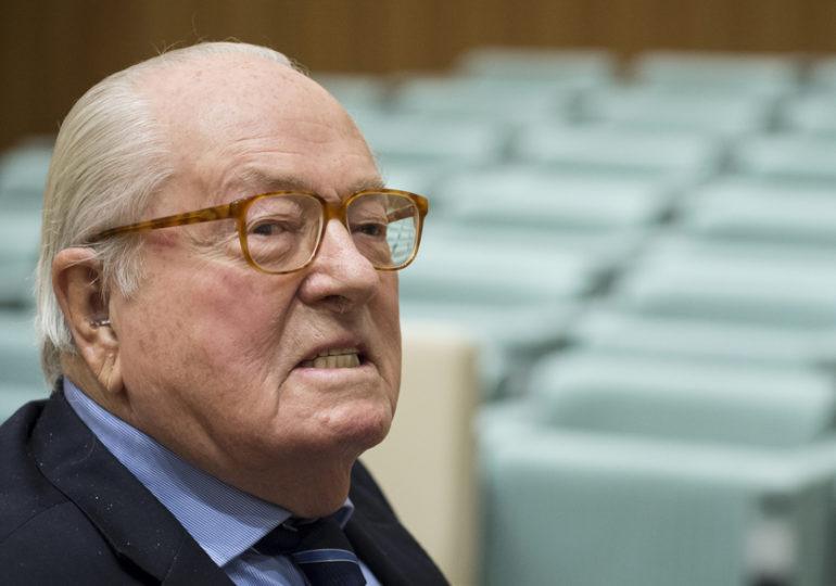 Propos homophobes de Jean-Marie Le Pen : 8000 euros d'amende requise, avec possibilité d'emprisonnement
