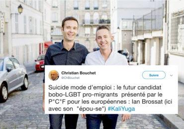 Plainte pour « injure homophobe » à l'encontre de Christian Bouchet, membre du Rassemblement National (RN)