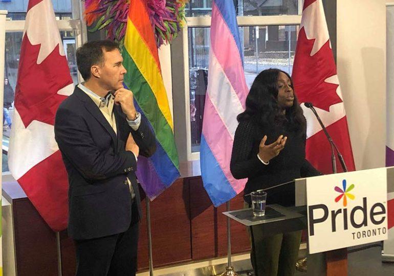 Canada : près d'un demi-million de dollars « pour la sécurité de la communauté LGBTQ » à Toronto