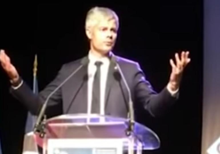 Laurent Wauquiez dénonce «l'eugénisme» de la PMA, avec référence au régime nazi (VIDEO)