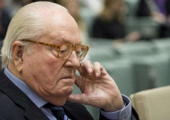 Jean-Marie Le Pen jugé en appel pour propos homophobes
