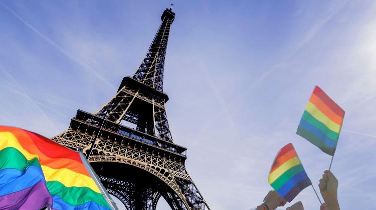 LGBTQIphobies : Paris présente son plan d'actions doté de 32 mesures et d'un budget de 100.000 euros