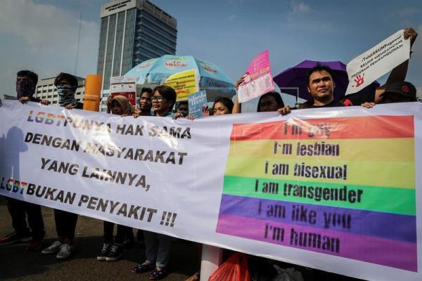 L'Indonésie en pleine « hystérie anti-LGBTI » depuis le lancement de la campagne pour les élections présidentielles et législatives