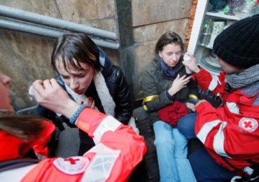 Ukraine : Une marche pour les personnes trans à Kiev perturbée par des dizaines de militants d'extrême droite