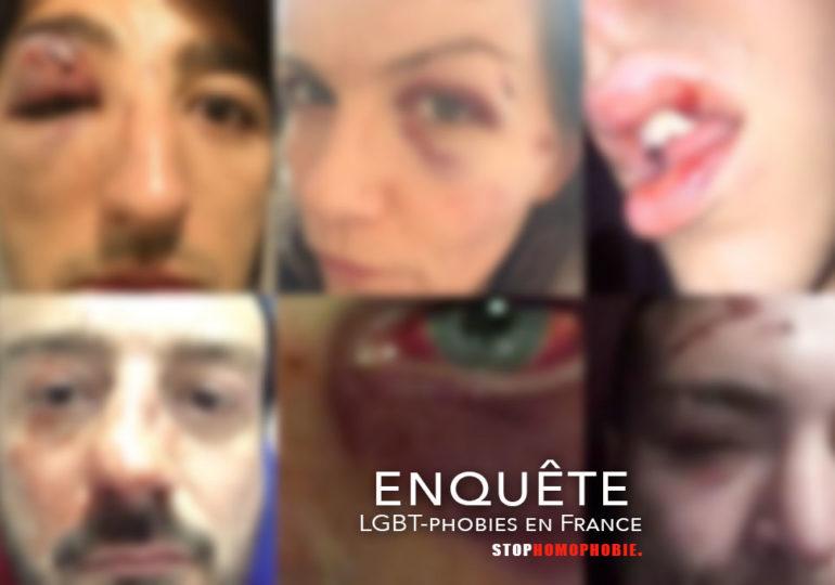 Enquête : Plus du tiers des personnes LGBT « en situation d'insécurité » au quotidien