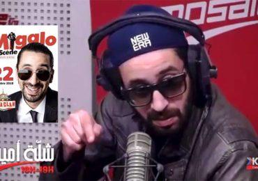 Homophobie : l'« humoriste » tunisien « Migalo » sur la scène du Bataclan à Paris