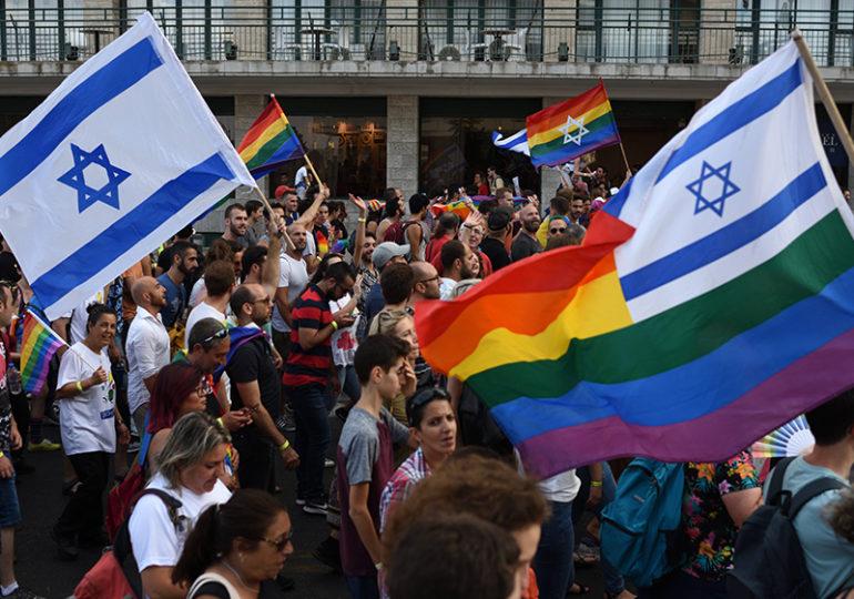 « 2018 a battu des records d'homophobie dans la société israélienne aussi », déplore l'association LGBT Aguda