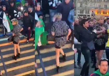 Agression transphobe et sexuelle Place de la République à Paris : le parquet ouvre une enquête (VIDEOS)