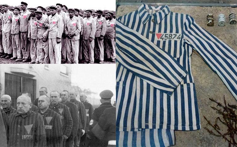 Journée nationale du souvenir de la déportation : hommage aux « triangles roses et noirs »