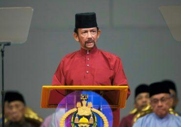 Retrait de la Légion d'honneur du sultan de Brunei
