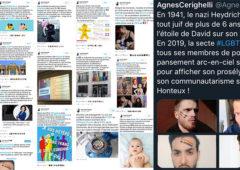 Agnès Cerighelli jugée à Versailles le 20 janvier 2020 pour ses propos homophobes