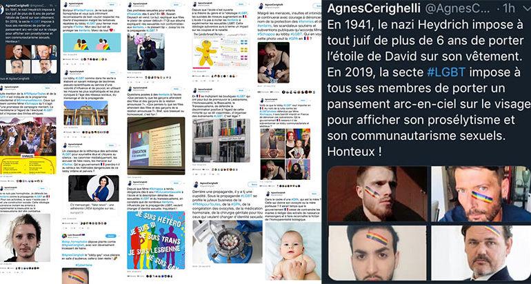 Plainte pour « injures homophobes  » contre Agnès Cerighelli, conseillère municipale à la mairie de Saint-Germain-en-Laye