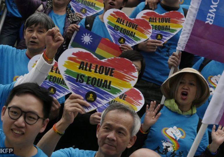 Hongkong : Ouvrir le mariage à tous les couples « porterait atteinte à l'institution », argue le gouvernement