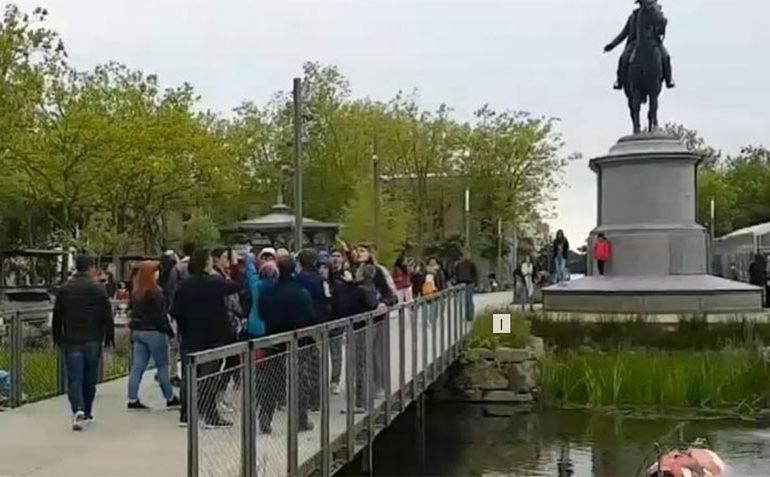 Vendée : ouverture d'une enquête après l'attaque et les dégradations d'un village associatif LGBT+