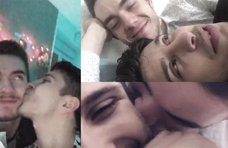 « Je l'aime fort et veux que tout le monde le sache » (VIDEO)