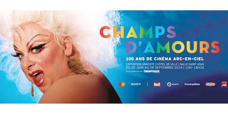 Champs d'amours, 100 ans de cinéma Arc-en-ciel