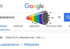 « Lesbienne » sur Google ne renvoie plus directement à du contenu pornographique