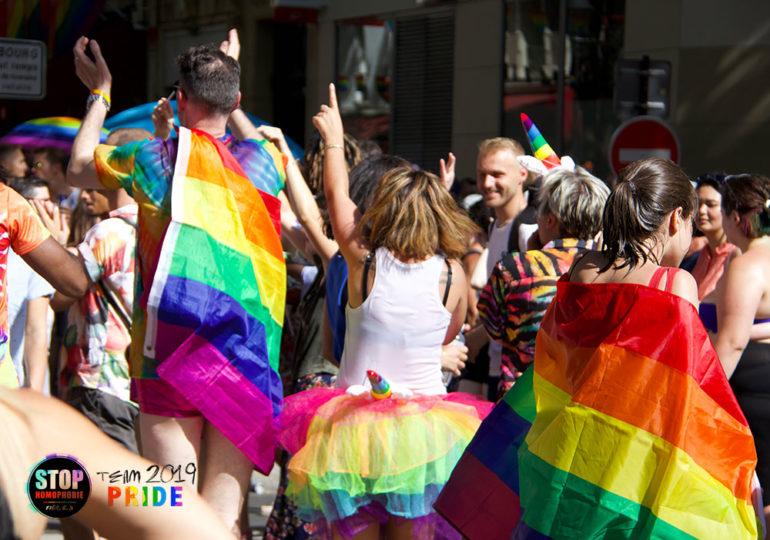 La Marche des Fiertés LGBT de Paris-IDF remplacée par diverses actions de visibilité