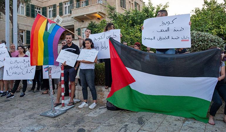 Tout activisme LGBT interdit en Cisjordanie