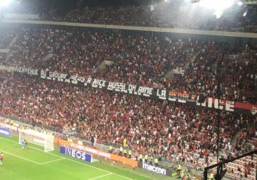 Ligue 1 : ouverture d'une enquête après les banderoles et chants homophobes lors du Nice-OM (VIDEO)