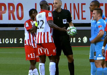 Ligue 2 : Le match Nancy-Le Mans interrompu en raison de chants homophobes (VIDEO)