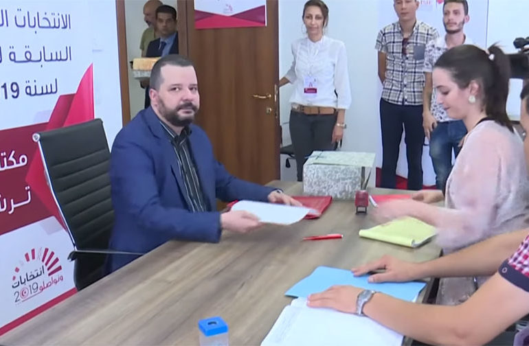 « Menacé de mort », Mounir Baatour, co-fondateur de Shams, quitte la Tunisie