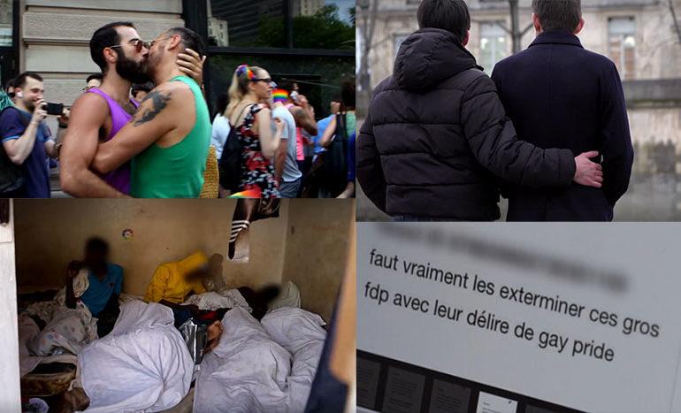 Enquête exclusive : « Homophobie dans le monde : aux racines de la haine » (VIDEO)