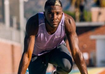 Le champion olympique d'athlétisme Kerron Clement fait son coming out