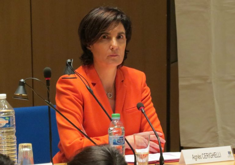 Agnès Cerighelli condamnée pour « injures homophobes »