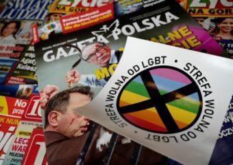Homophobie : la nouvelle fracture européenne