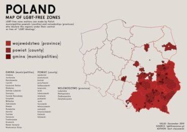 Zones « LGBT Free » en Pologne : Lettre ouverte au Président de la République française