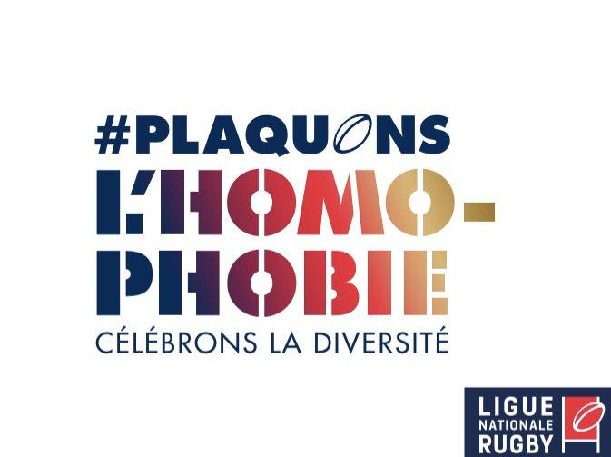 « Plaquons l'homophobie » : la Ligue nationale de Rugby lance un vaste plan de sensibilisation pour combattre les clichés et libérer la parole