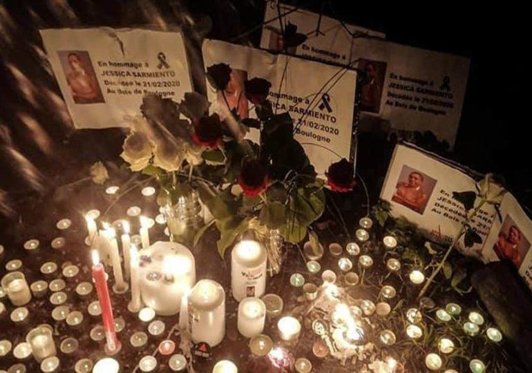 Paris : marche blanche en mémoire de Jessyca Sarmiento, fauchée mortellement dans le bois de Boulogne