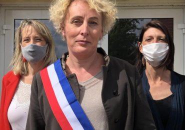 Municipales 2020 : Marie Cau, première femme transgenre élue maire en France (VIDEO)
