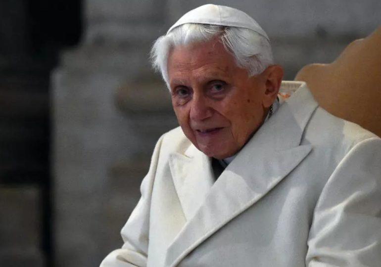 Selon le pape émérite Benoît XVI, le « mariage homo » serait l'œuvre de  l'« antéchrist »