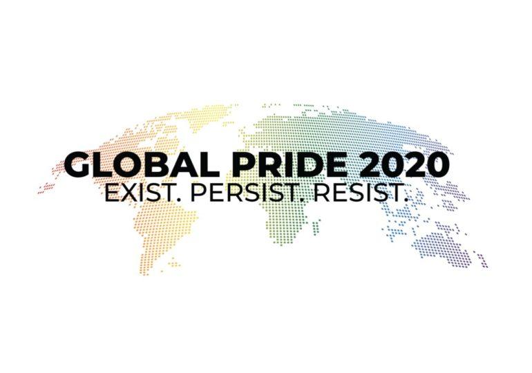 Fierté mondiale 2020 « Existe, persiste, résiste ! »